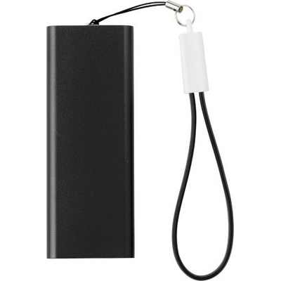 Picture of Aluminium power bank with Li-polymer 200