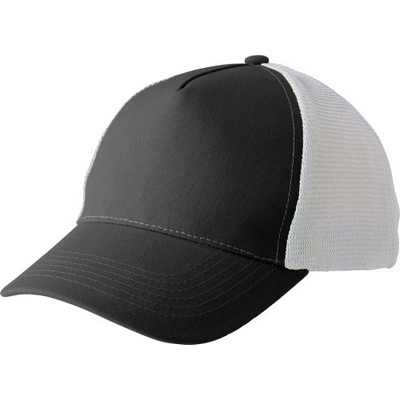 Picture of Polyester baseball cap with five panels