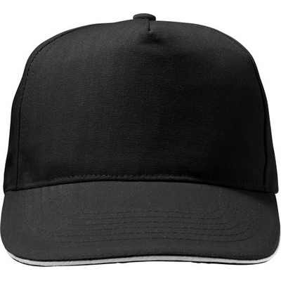 Picture of Polycanvas (600D) five panel sandwich cap