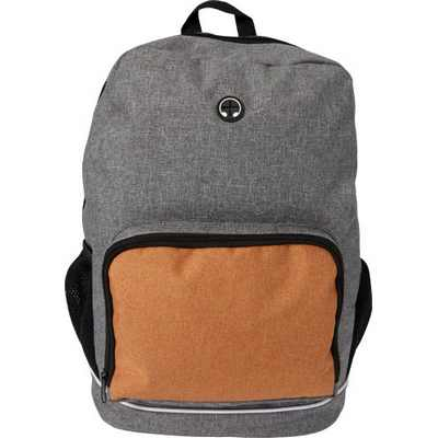 Picture of Poly canvas (300D) backpack