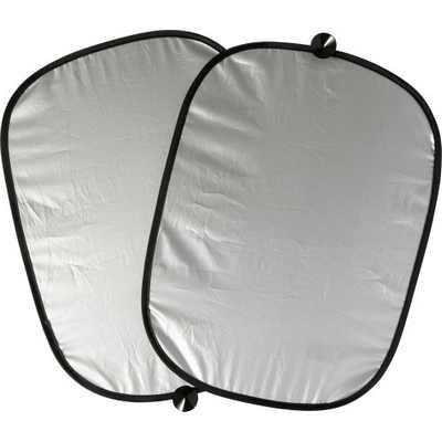 Picture of Set of two polyester sun screens