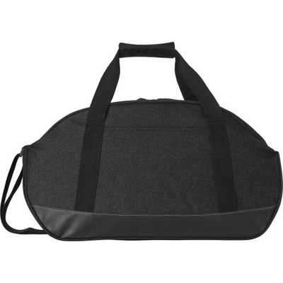 Picture of Polyester (600D) two-tone sports bag