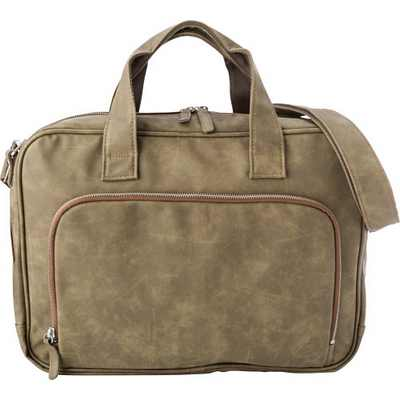 Picture of PU laptop bag