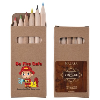 Picture of Tourer Pencil Set in Cardboard Box