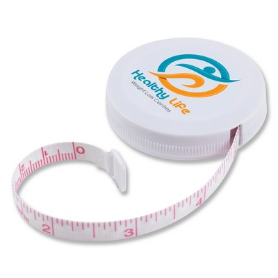 Picture of White Styleline Tape Measure