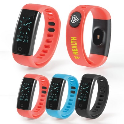 Picture of PowerFit Fitness Band with Blood Pressur