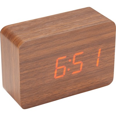 Picture of LED Display Clock