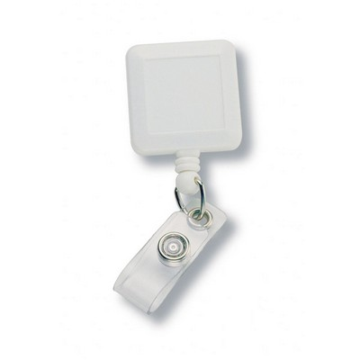 Picture of Square Retractable Badge Holder