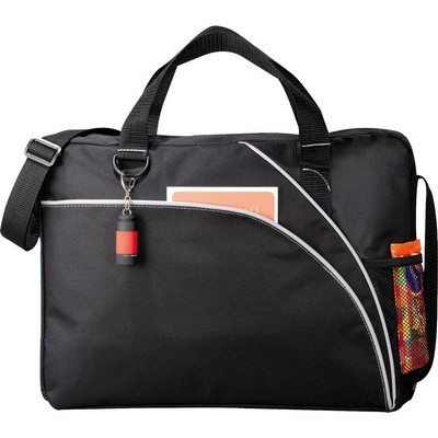 Picture of Double Curve Conference Bag
