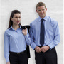 The Euro Corporate Stripe Shirt - Womens