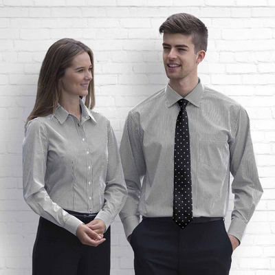 Picture of The Wynyard Stripe Shirt - Womens