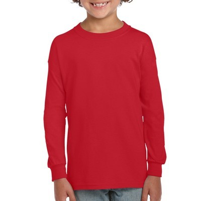 Picture of Gildan Ultra Cotton Youth Long Sleeve T-