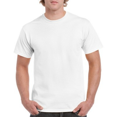 Picture of Gildan Heavy Cotton Adult T-Shirt White