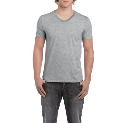 Picture of Gildan Sofystyle Adult V-Neck T-Shirt Co