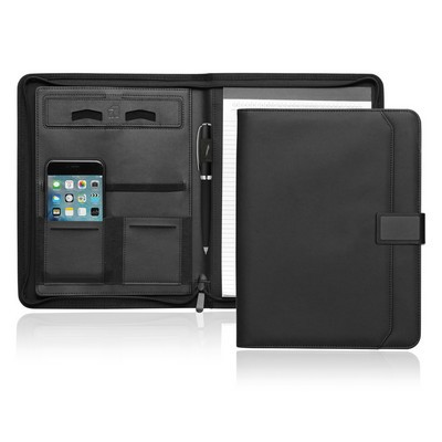 Picture of A4 Tech Folio w/Zipper and Magnetic Clos
