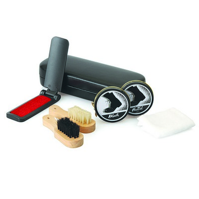 Picture of Shoe Shine Travel Set