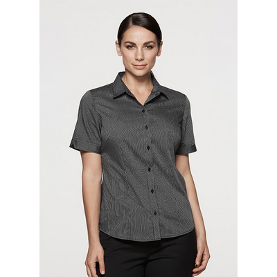 Picture of Henley Ladies S/S Shirt