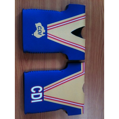 Picture of Stubby Holder - Rugby Shirt