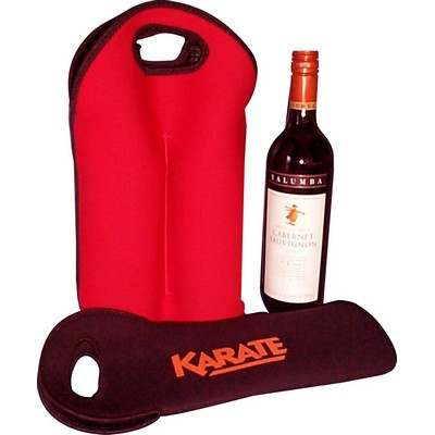 Picture of BUDGET Wine Bottle Holder DOUBLE