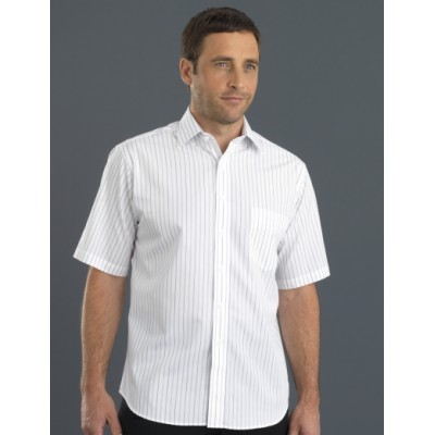 Picture of Classic Stripe Mens Business Shirt