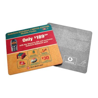 Picture of BOARD COASTER 2 COL FRONT -