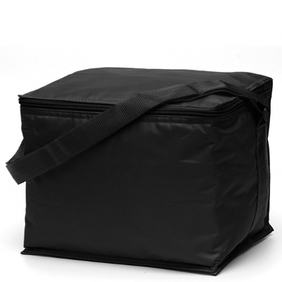 Picture of Basic 6 pack Cooler Black