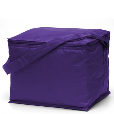 Picture of Basic 6 Pack Cooler Purple