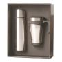 Travel Mug & Flask Set