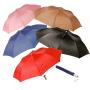 Pop-up Umbrella - Red, pink and brown