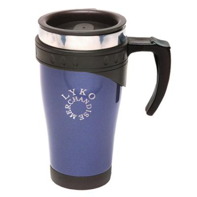 Picture of Brazilia All S/S Travel Mug Red or Blue