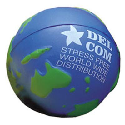 Picture of Stress Earth Ball