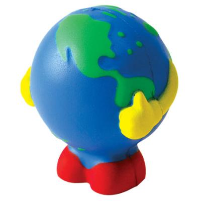 Picture of Stress Earth Ball Standing