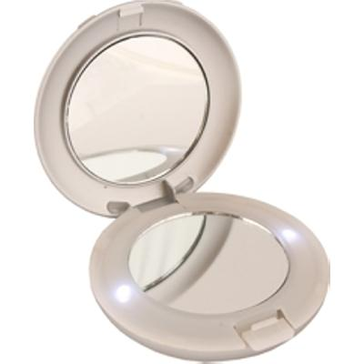 Picture of Backstage Compact Mirror - Pink or Silver
