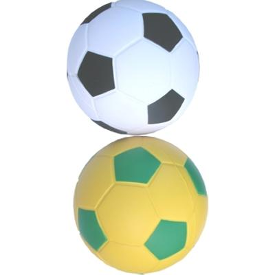 Picture of Large Stress Soccer Ball - Black/white o
