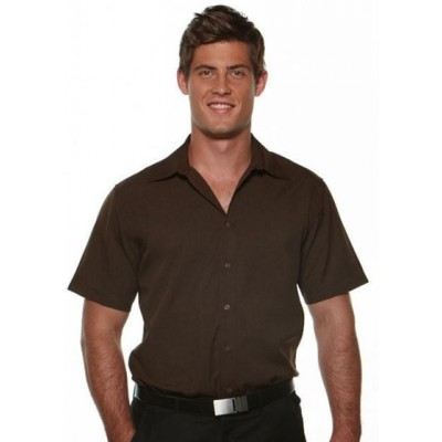 Picture of Climate Smart - Comfort Fit Short Sleeve Business Shirt