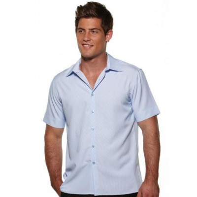 Picture of Comfort Fit Short Sleeve Business Shirt