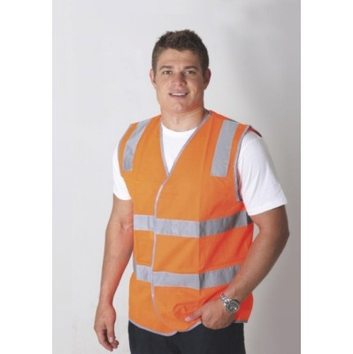 Picture of Hi Vi Vest With Reflective Tape