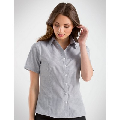 Picture of Multi Check Womens Business Shirt
