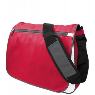 Picture of Spectrum Satchel Red/White