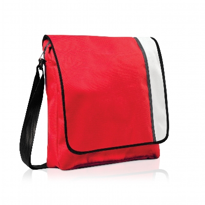 Picture of Spectrum Basic Flap Satchel