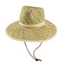 Straw Hat W/Toggle