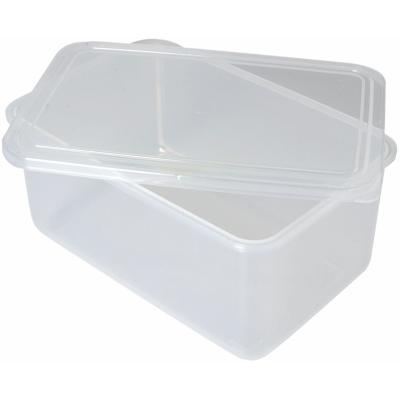 Picture of Lunch Box Deep - Clear