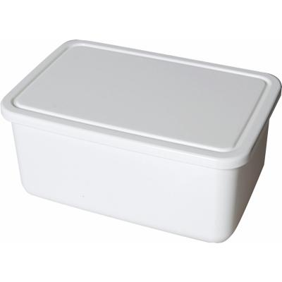 Picture of Lunch Box Deep - White