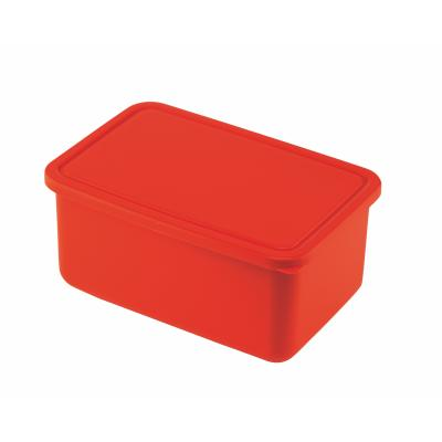 Picture of Lunch Box Deep - Red