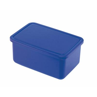 Picture of Lunch Box Deep - Reflex Blue