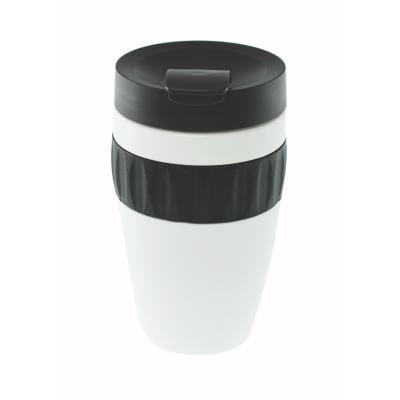 Picture of Black - Plastic Mi-Cup - Coffee on the go