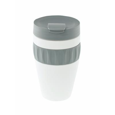Picture of Grey - Plastic Mi-Cup - Coffee on the go