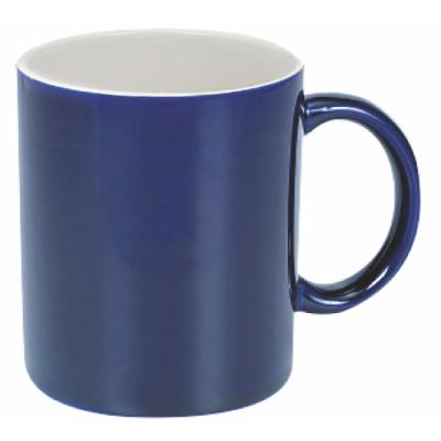 Picture of Cobalt / White Classic Can Coffee Mug