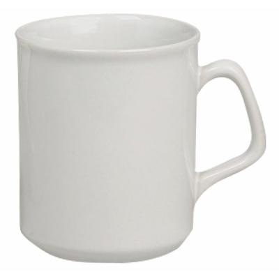 Picture of White Flared Coffee Mug