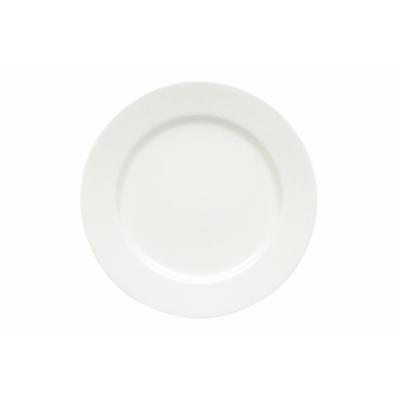 Picture of White Basics Entrée Plate